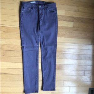 Ag lavender jeans.